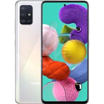 Samsung Galaxy A51 biely - Mobilný telefón