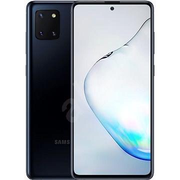 Samsung Galaxy Note 10 Lite čierny - Mobilný telefón