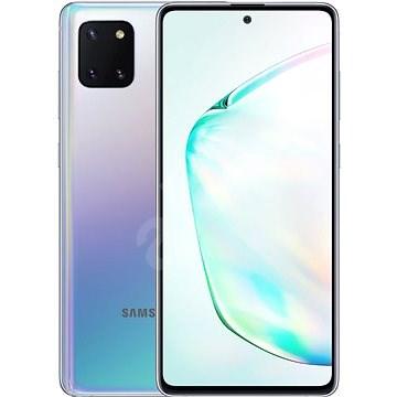 Samsung Galaxy Note 10 Lite gradientný strieborný - Mobilný telefón