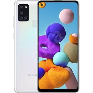 Samsung Galaxy A21s 128 GB biely - Mobilný telefón