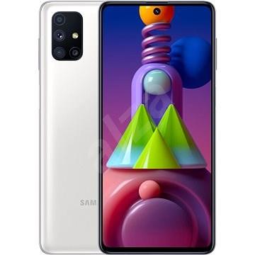 Samsung Galaxy M51 biela - Mobilný telefón