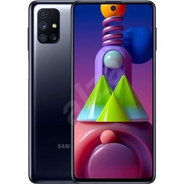 Samsung Galaxy M51 čierna - Mobilný telefón