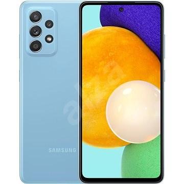 Samsung Galaxy A52 5G modrý - Mobilný telefón