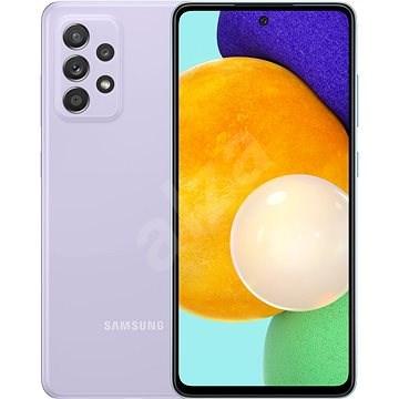 Samsung Galaxy A52 fialový - Mobilný telefón