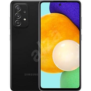 Samsung Galaxy A52 256GB čierny - Mobilný telefón