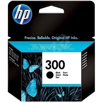 HP CC640EE č. 300 čierna - Cartridge