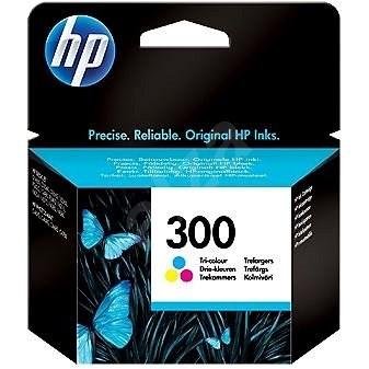 HP CC643EE č. 300 farebná - Cartridge