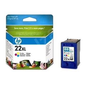 HP C9352CE č. 22XL farebná - Cartridge