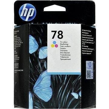 HP C6578D č. 78 farebná - Cartridge