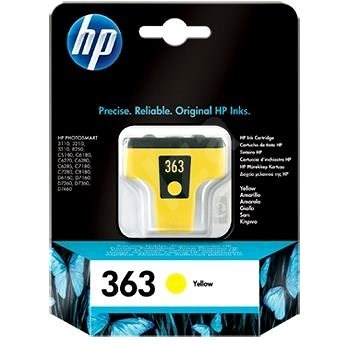 HP C8773EE č. 363 - Cartridge