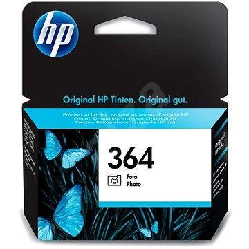 HP CB317EE č. 364 foto čierna - Cartridge