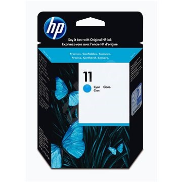 HP C4836AE č. 11 azúrová - Cartridge
