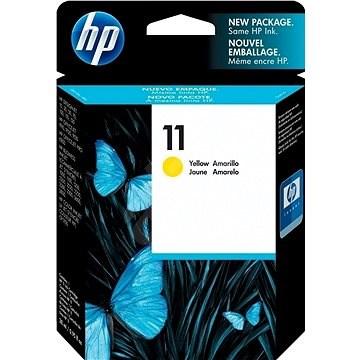 HP C4838AE č. 11 žltá - Cartridge