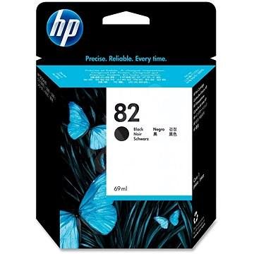 HP CH565A č. 82 čierna - Cartridge