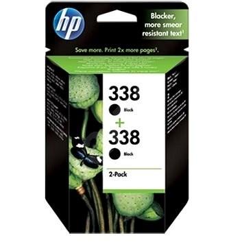 HP CB331EE č. 338 čierna 2ks - Cartridge
