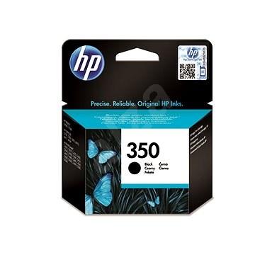 HP CB335EE č. 350 čierna - Cartridge