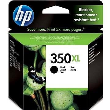 HP CB336EE č. 350XL čierna - Cartridge