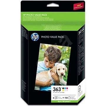 HP Q7966EE č. 363 - Cartridge