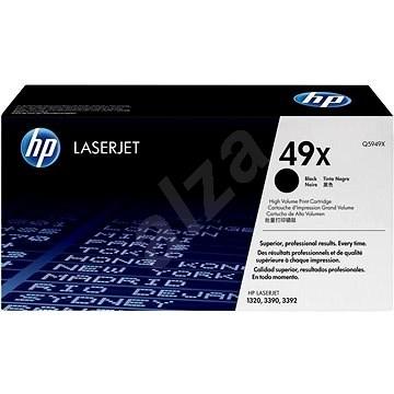 HP Q5949X č. 49X čierny - Toner
