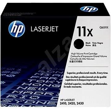 HP Q6511X č. 11X čierny - Toner