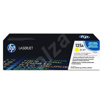 HP CB542A č. 125A žltý - Toner