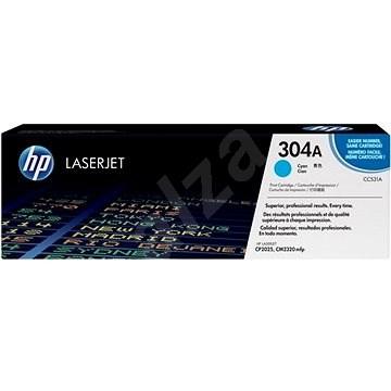HP CC531A č. 304A modrý - Toner