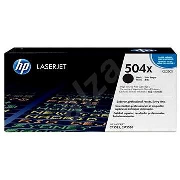 HP CE250X č. 504X čierny - Toner