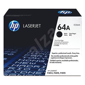 HP CC364A čierny - Toner