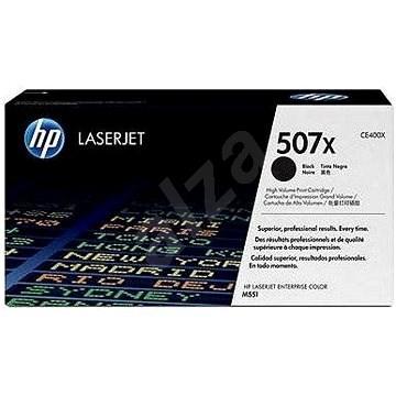 HP CE400X č. 507X čierny - Toner