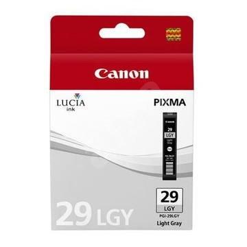 Canon PGI-29LGY svetle šedá - Cartridge