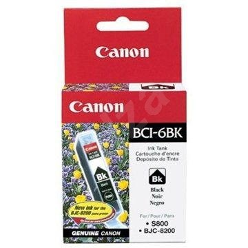 Canon BCI6BK - Cartridge