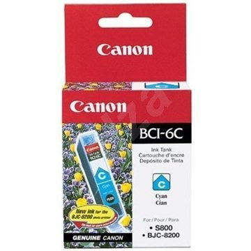 Canon BCI6C azúrová - Cartridge