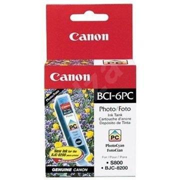 Canon BCI6PC foto azúrová - Cartridge