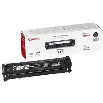 Canon CRG-716BK čierny - Toner