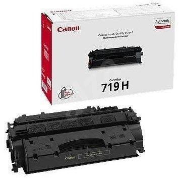Canon CRG-719H čierny veľkokapacitný - Toner