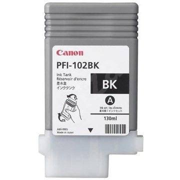 Canon PFI-102BK čierna - Cartridge