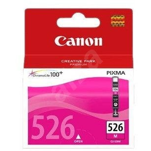 Canon CLI-526M červená - Cartridge