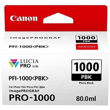 Canon PFI-1000PBK čierna - Cartridge