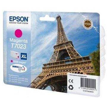 Epson T7023 purpurová XL - Cartridge