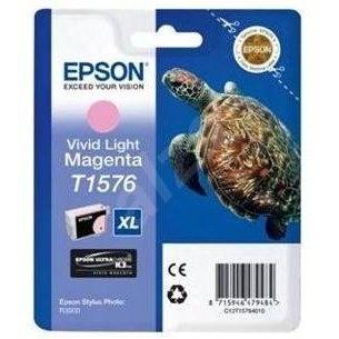 Epson T1576 svetlá purpurová - Cartridge