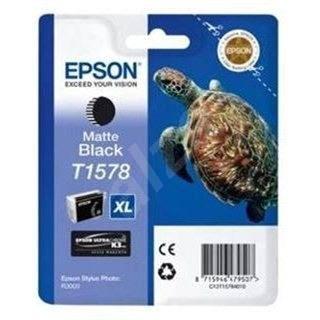 Epson T1578 matná čierna - Cartridge