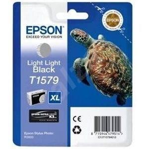 Epson T1579 svetlo čierna - Cartridge