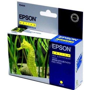 Epson T0484 žltá - Cartridge