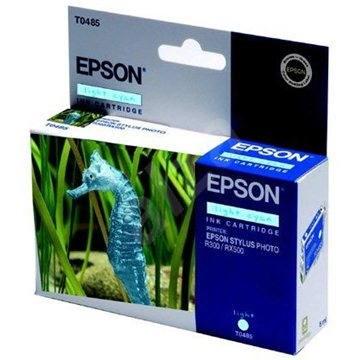 Epson T0485 svetlá azúrová - Cartridge