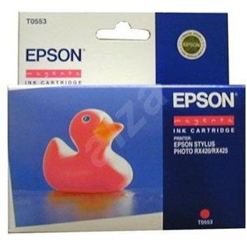 Epson T0553 purpurová - Cartridge