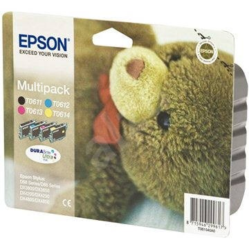 Epson T0615 multipack - Cartridge