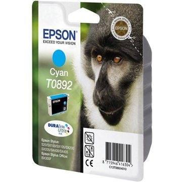 Epson T0892 azúrová - Cartridge