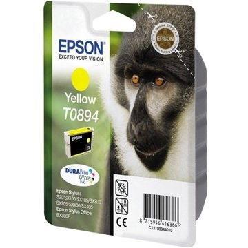 Epson T0894 žltá - Cartridge