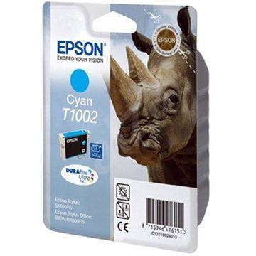 Epson T1002 azúrová - Cartridge