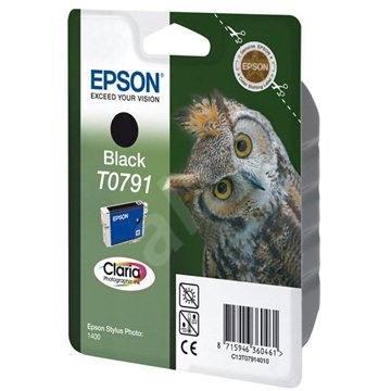 Epson T0791 čierna - Cartridge